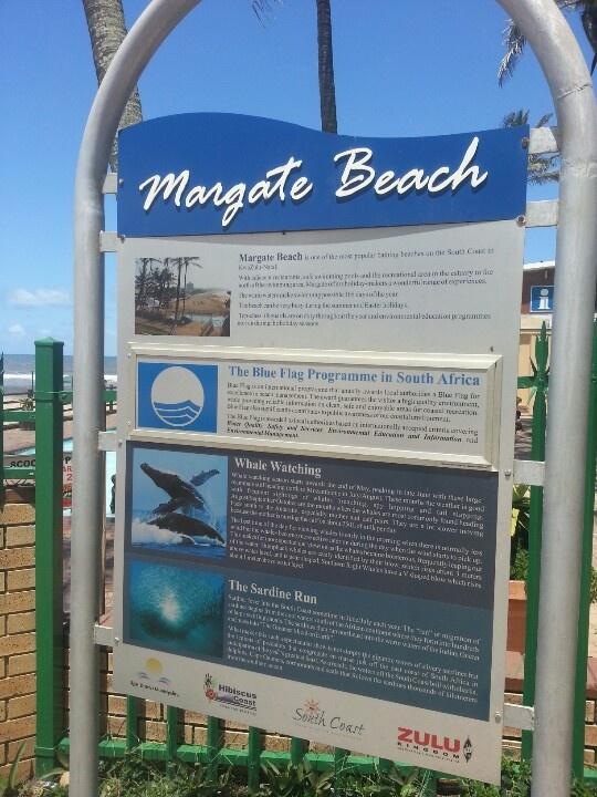 Margate Beach - Hibiscus Coast - KZN