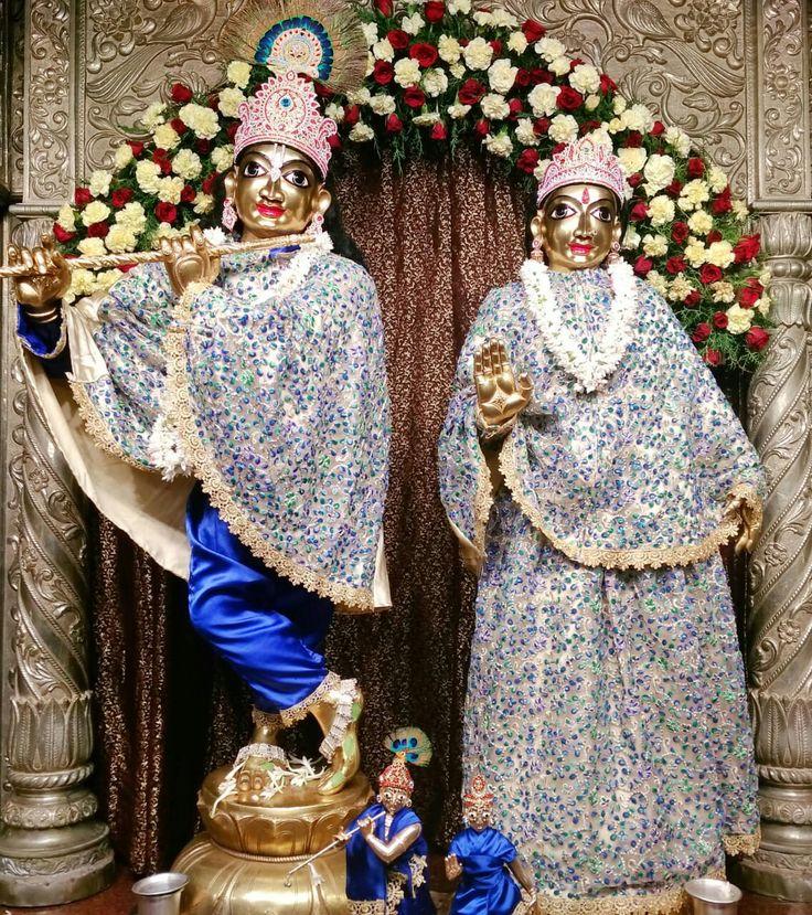 Spiritual Vision   The Hare Krishna Movement