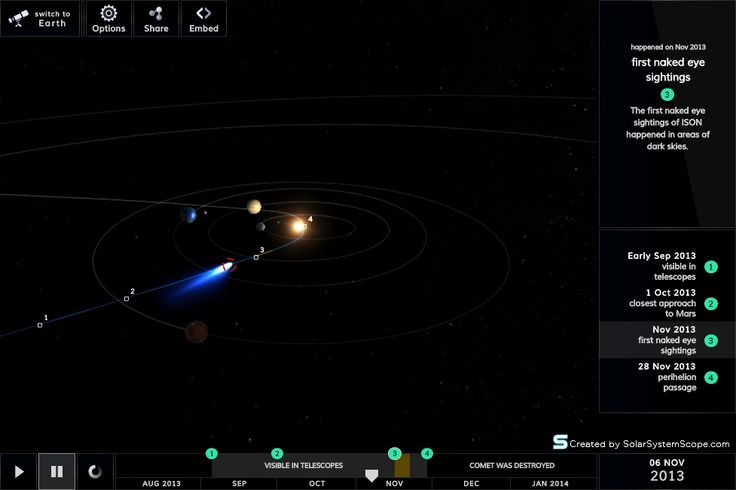 solar system real time - photo #6