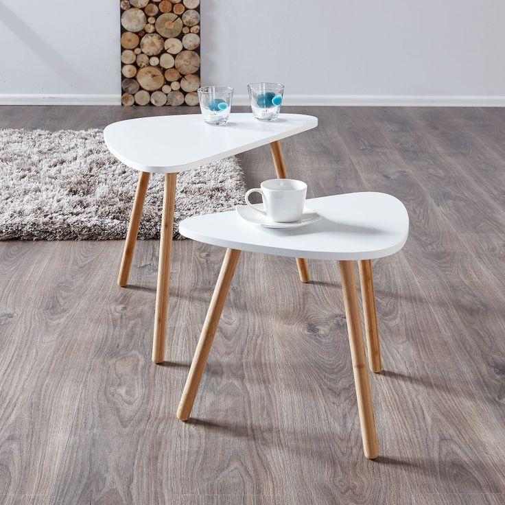 ranum couchtisch 2er set d nisches bettenlager wohnen in 2019 couchtisch couch und tisch. Black Bedroom Furniture Sets. Home Design Ideas
