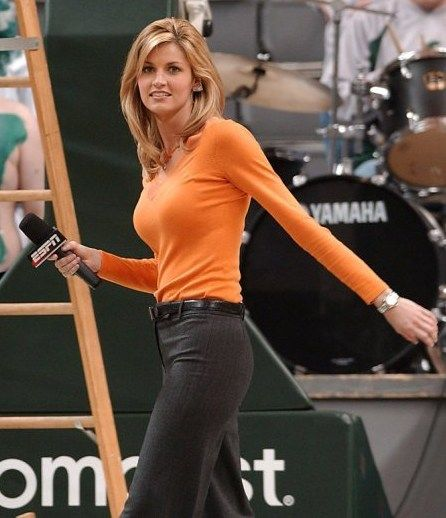ten hottest sportscasters naked
