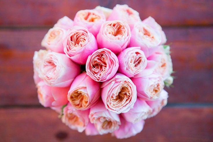 Buchet elegant roz - Floraria Lavanda Cluj-Napoca