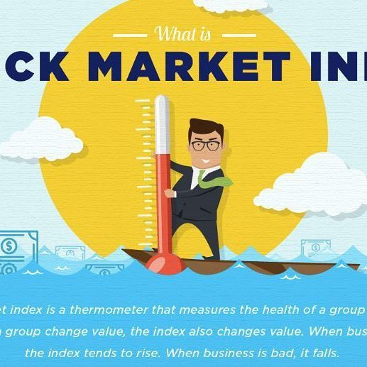 What do you know about Stock Market Indexes? Learn! LINK IN BIO!  This info can help you plan for profit! #infographic #stockmarket #trading #daytrader #tips #wallstreet