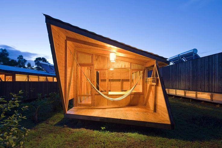 Galería de Cabañas Morerava / AATA Arquitectos - 4