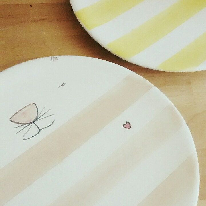 Painting dishes                                                       …