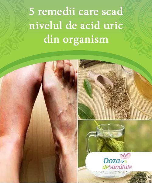 5 remedii care scad nivelul de acid uric din organism   Dacă suferi de dureri articulare sau gută, este esențial să încerci anumite remedii care scad nivelul de acid uric, pentru a preveni complicațiile.