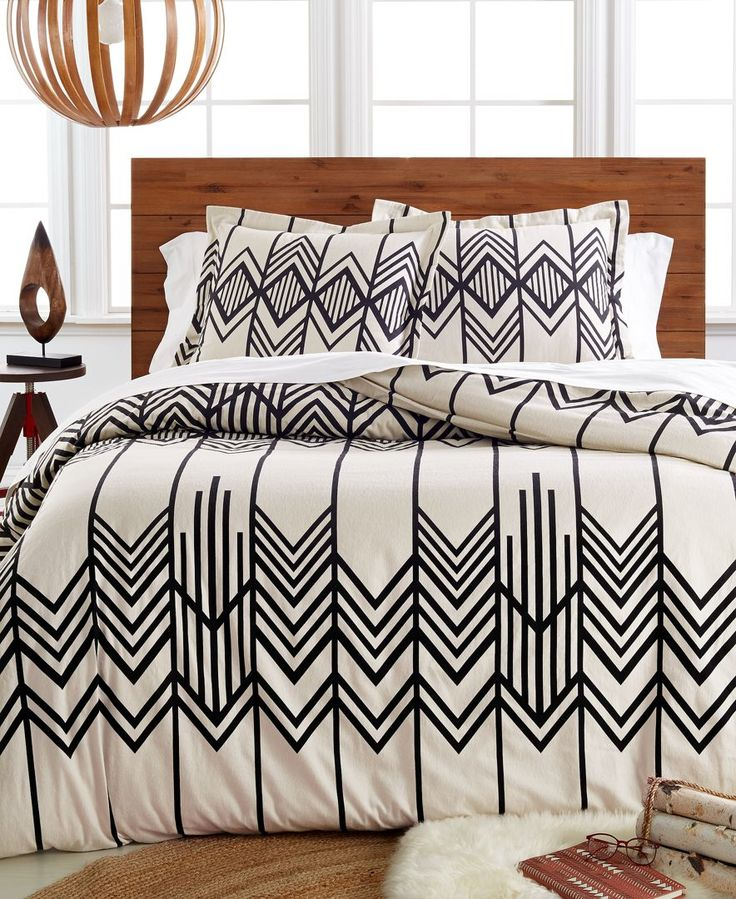 Pendleton Flannel Skywalker King Duvet Cover