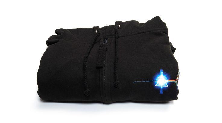 Exhibition Hooded Sweatshirt by Pink Floyd   £50   V&A Shop #VAMshop #pinkfloyd