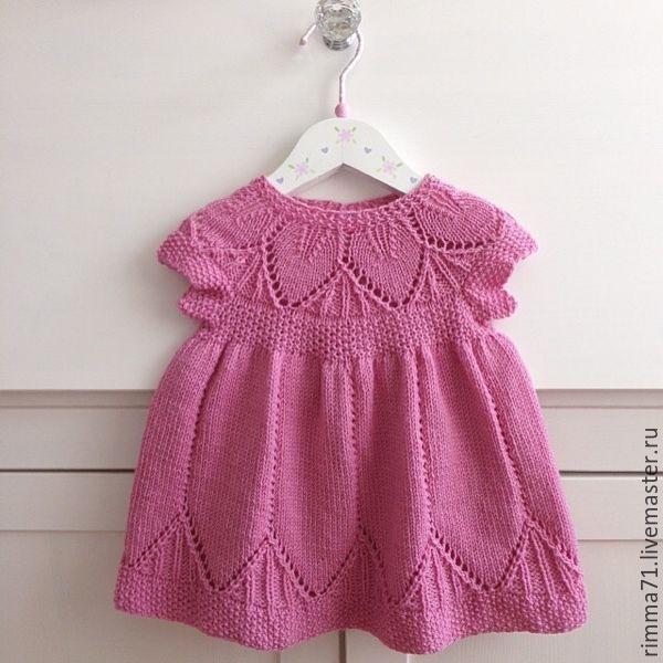 Купить Платье Clara для новорожденной - платье, платье для девочки, платье для новорожденной, подарок, на выписку