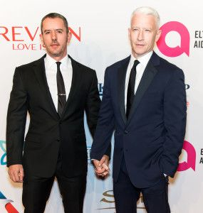 Sue Brown: Why Anderson Cooper Holding Hands is a Big Thing
