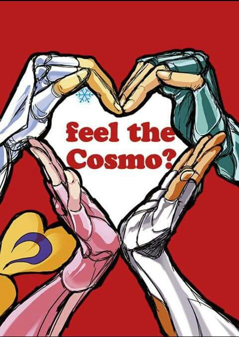 Feel the Cosmo?