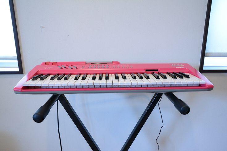 Korg Performing Synthesizer 707 w/ gig bag, power supply ds-8 fm | eBay