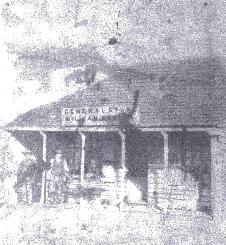 William Styler - General Store - Longford, Tasmania