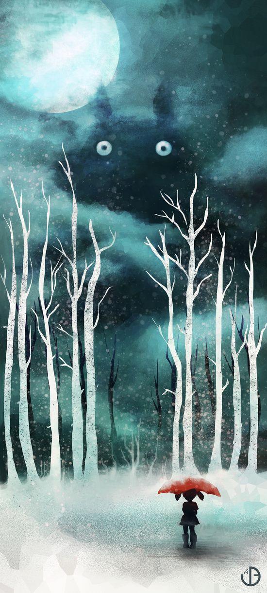 By Youcoucou #illustration #artwork #digital #paintings #fantasy #art #artprint
