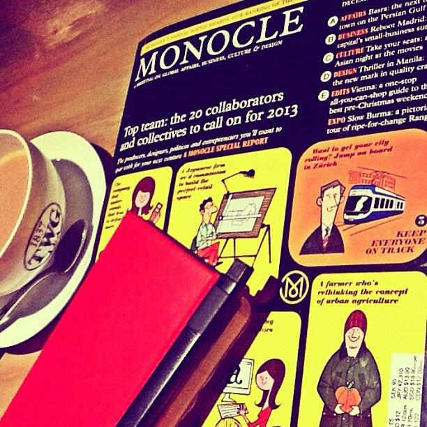 MONOCLE Magazine Issue 59 | Aksara    www.aksara.com