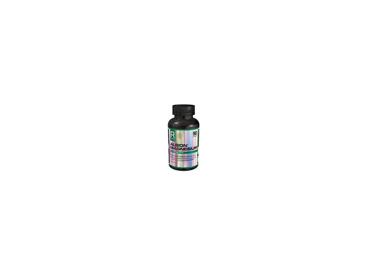 Albion Magnesium 90 kapslí . SLEVA VIDITELNÁ PO REGISTRACI Albion® MagnesiumNovinka značky Reflex, kterou lze doporučit všem jedincům orientovaným na snížení únavy a vyčerpání, na udržení správného energetického metabolismu a stavu svalů a kostí.