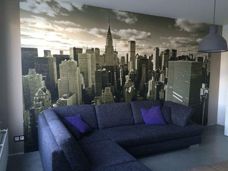 Slaapkamer New York : Best slaapkamer ideeen images american pride