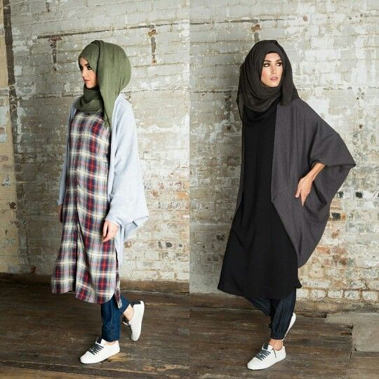 Hijab, street style