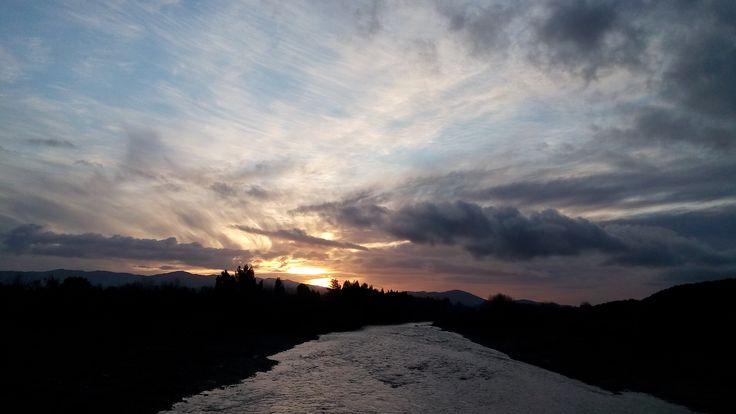 Puente de #apalta gran día. #vino #sexta región #Chile