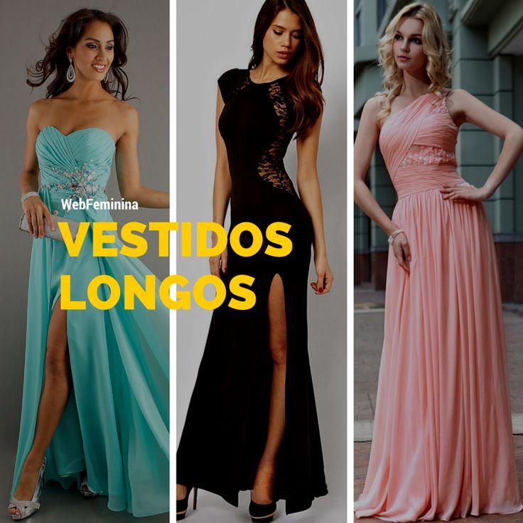 Vestidos Longos - http://webfeminina.com/vestidos-longos/