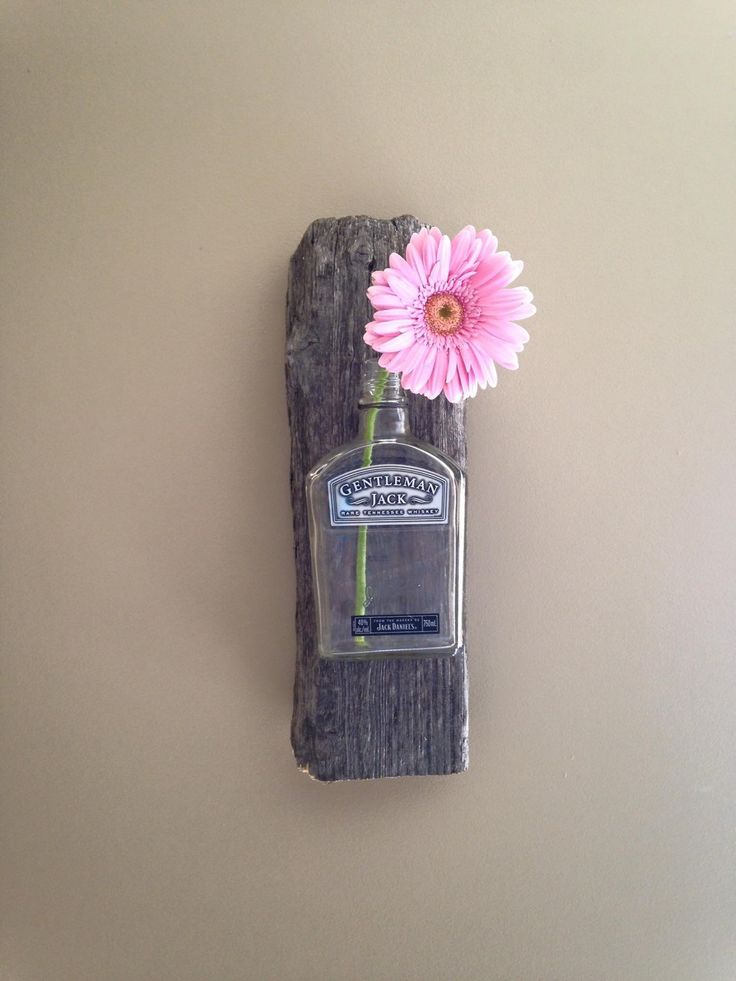 A personal favorite from my Etsy shop https://www.etsy.com/ca/listing/258488740/barnwood-hanging-vase