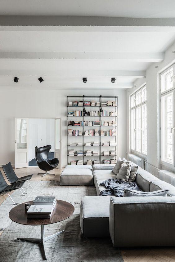 Innenausstattung wohnung  Die 292 besten Bilder zu Wohnung auf Pinterest | Modern ...