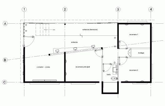 Casa D? / 2puntocero arquitectura gazebo piscina, pabellón pequeño