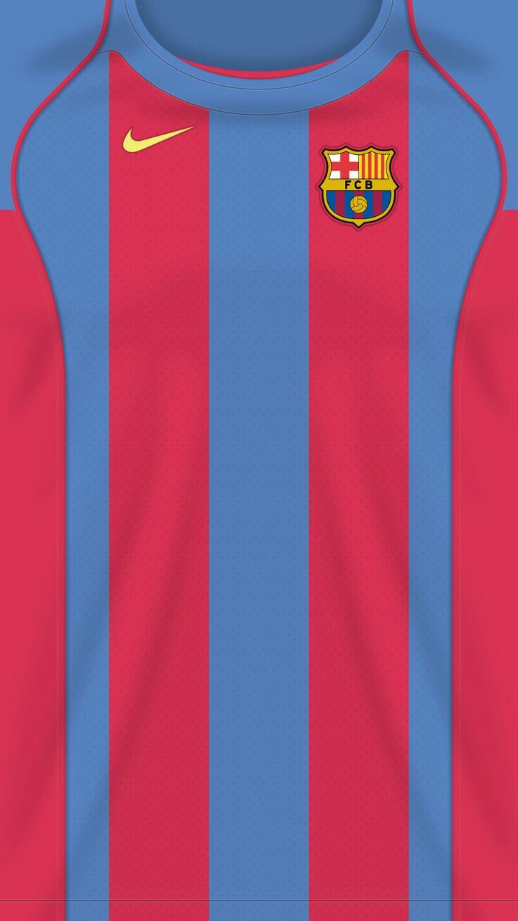 Wallpaper iphone barcelona - Jersey Fc Barcelona 2005