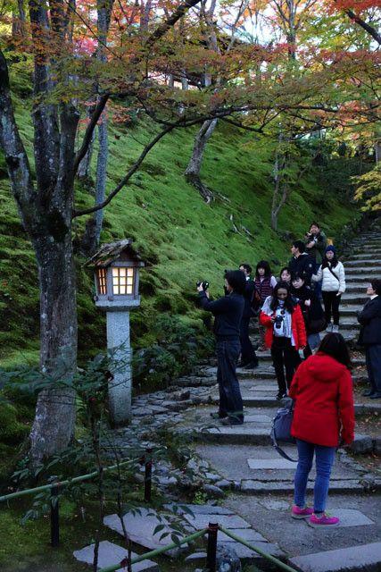 嵯峨野 常寂光寺の紅葉 の画像|ジャンクエレガンス アンダーワールド♪