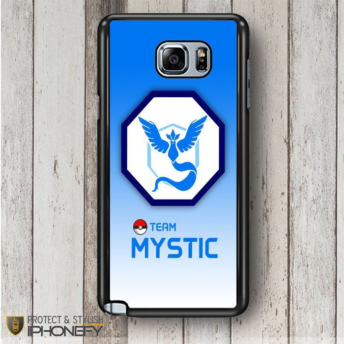 Team Mystic Pokemon Go Samsung Galaxy Note 4|5 Case|iPhonefy