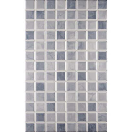 Riva Mosaic Wall Tile Grey 250 X 10 Pack
