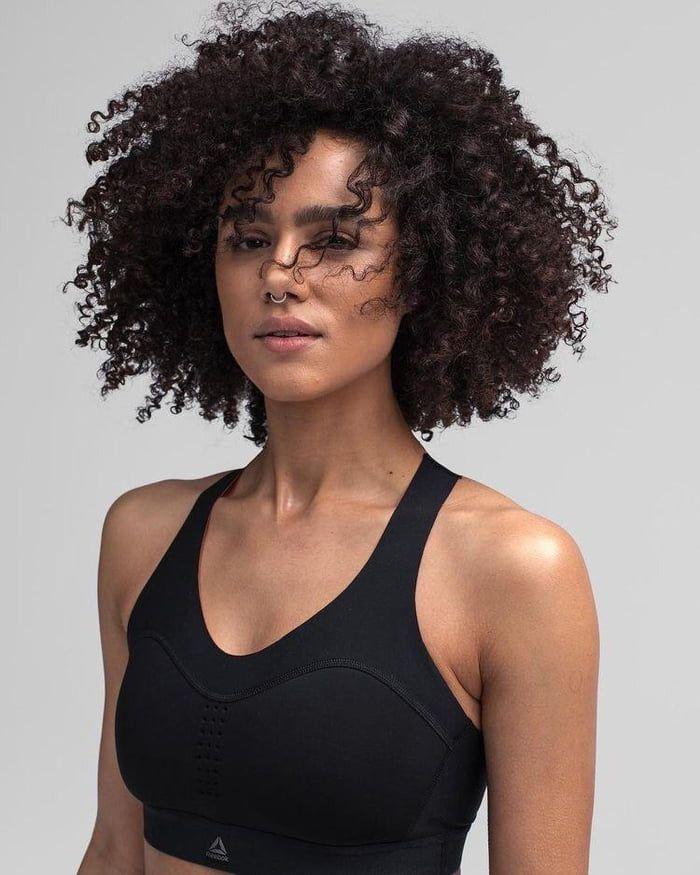 Nathalie Emmanuel | Natural hair styles, Curly hair styles, Nathalie emmanuel