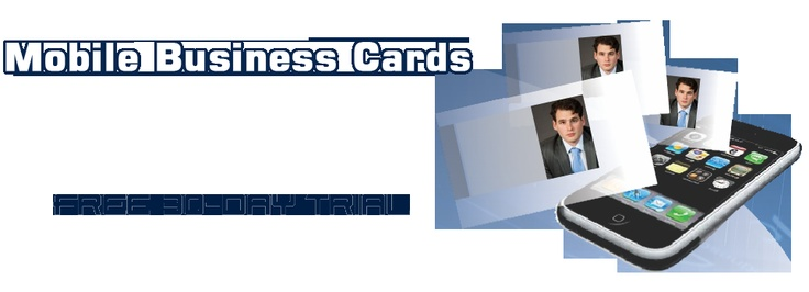 Mobile Business Card Benefits
