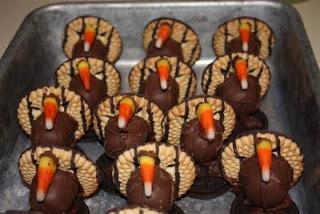 Simple Put-Together Turkey Treat