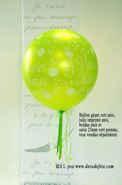 25 best ideas about ballons de tulle sur pinterest - Gonfler ballon sans helium ...