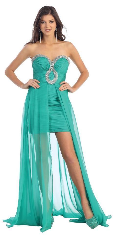 Prom dress trends microbiol