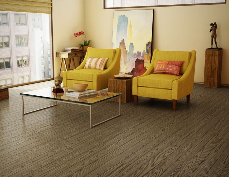 Hardwood flooring preverco urban décor of a bohemian ash brushed texture color komodo find this pin and