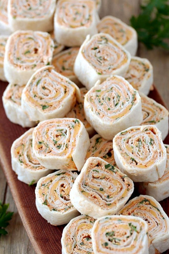Taco Tortilla Roll Ups Quick And Easy Party Appetizer Recipe In 2020 Tortilla Rolls Appetizers For Party Appetizers Easy