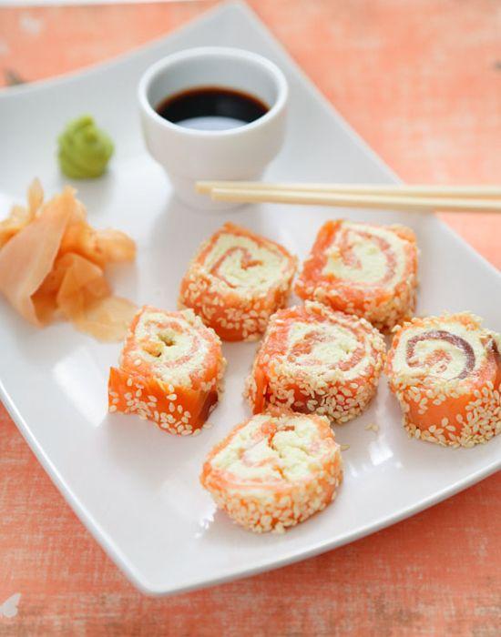 LCHF Sushi | Kostradgivarna.se
