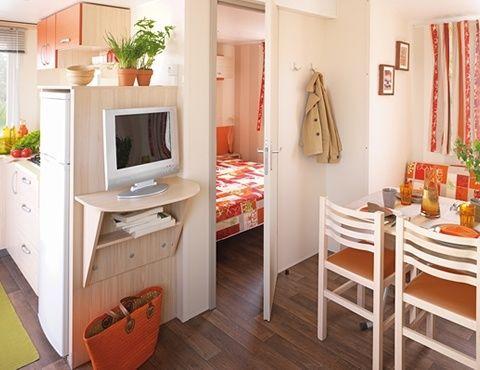 keuken stacaravan   Stacaravan huren Gardameer - Huur een stacaravan bij Go4Camp!