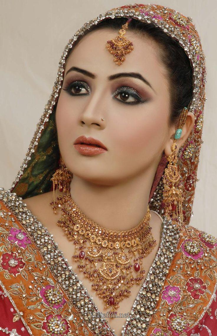 Br bridal headpieces montreal - 34b Astonished Pakistani Bridal Makeover