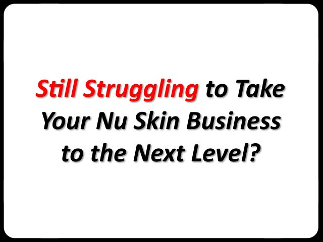 Nu Skin Review - Boom, Bust or Big Yawn?  This review is extremely informative and gives the reader a lot of good information to help make a decision  about MLM. I always recommend that people looking for an opportunity much check out all of the top companies and some alternatives, like the ones shown in the videos of this review. Then make your decision.