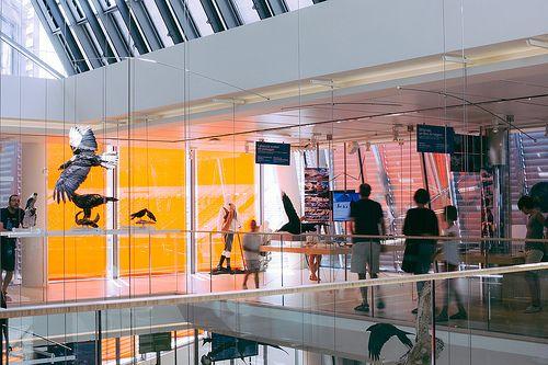 Trento, #MUSE museum- © #wilderbiral iPh For #Kyossmagazine #musemuseum
