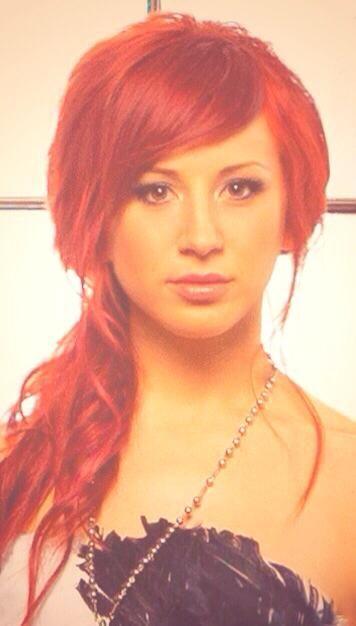 <3 this hair  -Britt