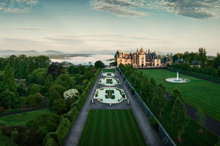 Enjoy the Royal Treatment at These 5 American Castles | The Biltmore Estate
