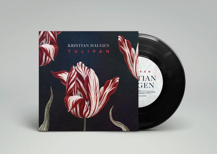Kristian Haugen's Tulipan Album Cover — The Dieline
