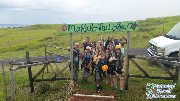 Zip Isle Zip Line Adventures on the Hamakua Coast of the Big Island of Hawaii is the thrill of a lifetime - check out my photos!