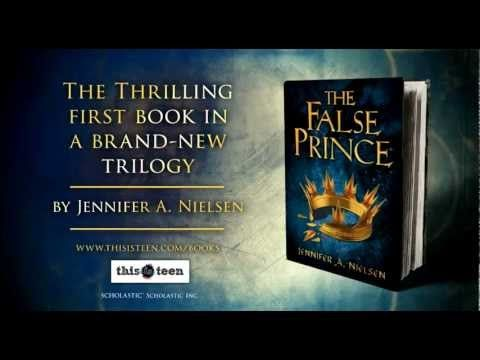 the false prince by jennifer a nielsen tweens read 2015