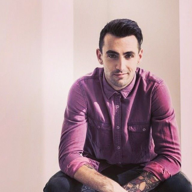OMG he's perfect -Jacob Hoggard