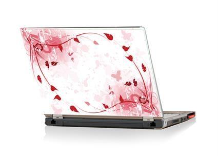 13inch Spring Flowers Laptop Skin